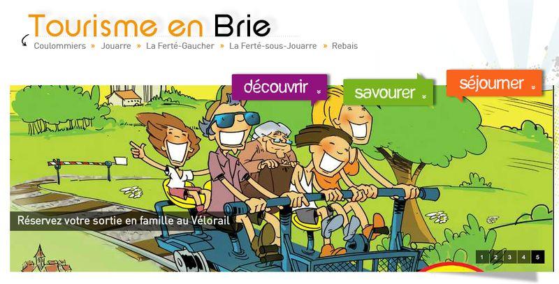Tourisme en Brie