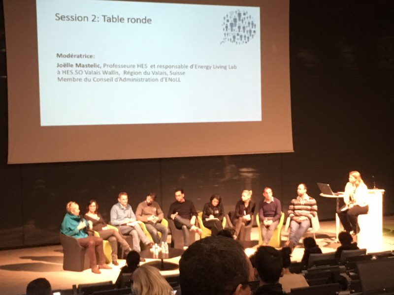 Biennale du design à la cité du design de Saint Etienne