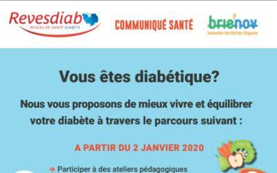 Diabète 2.0, une réunion pour mobiliser les prescripteurs !