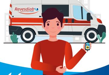 Diabète 2.0, version mobile
